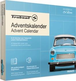 Franzis Trabant Advent Calendar 2020
