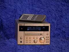 TEAC MD-H100 MD-Recorder