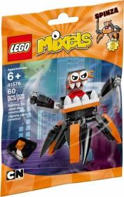 LEGO Mixels Nindjas Serie 9 - Spinza (41576)