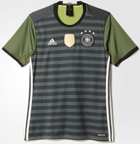 Adidas Uefa Euro 2016 Deutschland Auswärtstrikot Herren Ab 1993