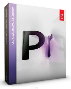 Adobe: Premiere Pro CS5 (English) (MAC) (65074123)