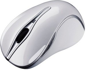 ASUS BX700 Bluetooth Laser Mouse white (90-XB0D00MU00010)