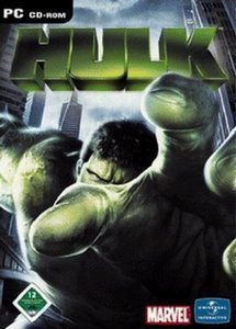 The Hulk (niemiecki) (PC)