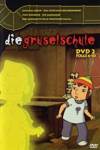 Die Gruselschule 2 -- via Amazon Partnerprogramm