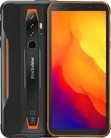 Blackview BV6300 Pro schwarz/orange
