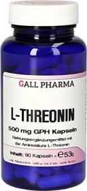 L-Threonin 500mg GPH Kapseln, 90 Stück