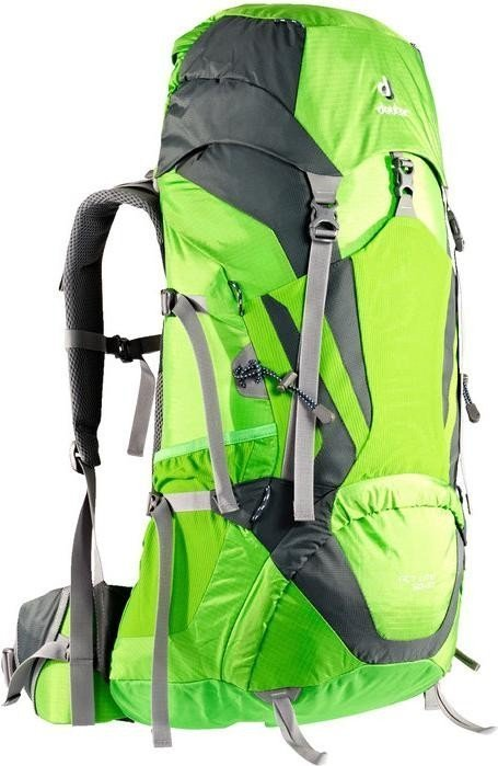 Deuter ACT Lite 50+10 spring/granite (3340315-2417) -- ©Globetrotter