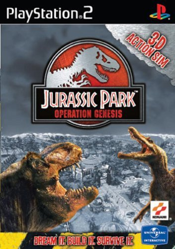 Jurassic Park: Operation Genesis (niemiecki) (PS2) -- via Amazon Partnerprogramm