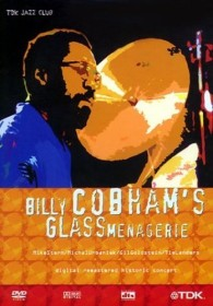 Billy Cobham's Glass Menagerie - Live at Riazzino (DVD)