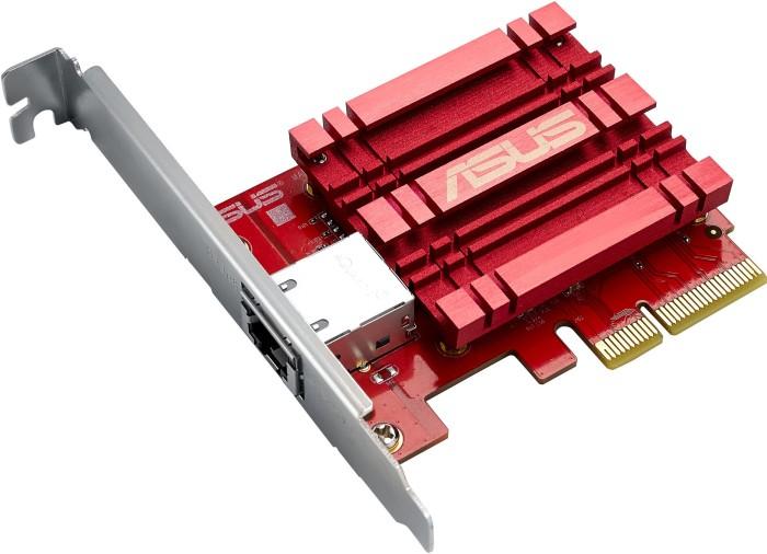 ASUS XG-C100C, RJ-45, PCIe 3.0 x4 (90IG0440-MO0R00)
