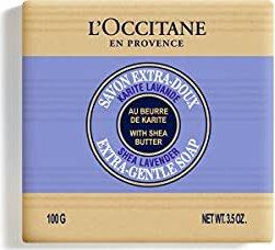 L'Occitane Extra-Gentle Soap Lavender feste Seife, 100g