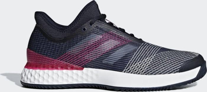 new styles 23080 0e2f6 adidas adizero Ubersonic 3.0 Clay legend inkftwr whiteshock pink (men)