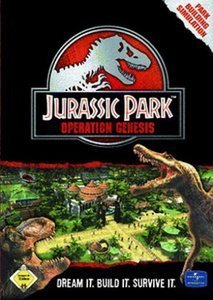 Jurassic Park: Operation Genesis (niemiecki) (PC)