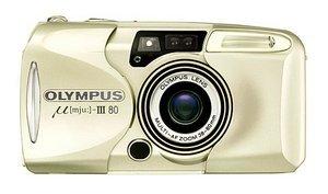 Olympus µ[mju:]-III 80