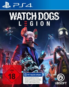 Watch Dogs: Legion - Collector's Edition (PS4)