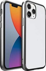 LAUT Exoframe für iPhone 12/12 Pro silber (L_IP20M_EX_SL)