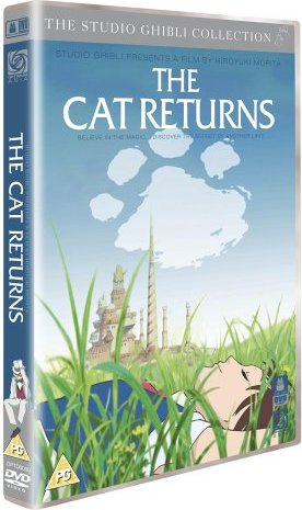 The Cat Returns -- via Amazon Partnerprogramm