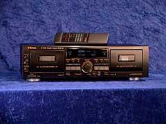 TEAC W-790R podwójny-odtwarzacz kasetowy
