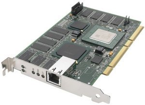 Adaptec iSCSI Card 7211C Internet SCSI adapter (Copper)