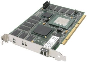 Adaptec iSCSI Card 7211F Internet SCSI adapter (Fiber Optic)