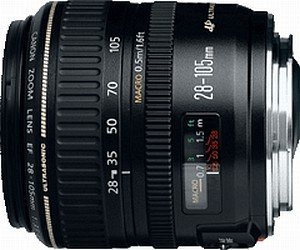 Canon EF 28-105mm 3.5-4.5 II USM black (6469A002/6469A014)