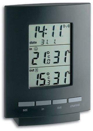 TFA Dostmann Maxim II termometr cyfrowy bezprzewodowy (30.3013.IT)