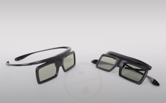 Samsung SSG-P30502/XC 3D-glasses set -- (c) My-Solution.de