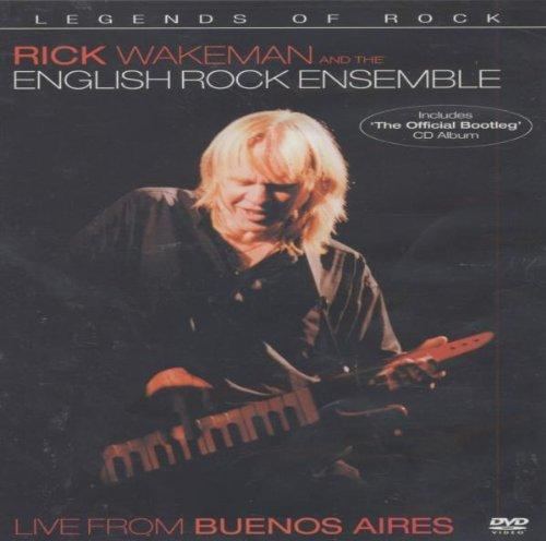 Rick Wakeman - Live in Buenos Aires -- via Amazon Partnerprogramm