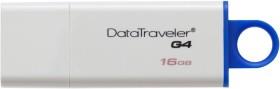 Kingston DataTraveler G4 16GB, USB-A 3.0 (DTIG4/16GB)