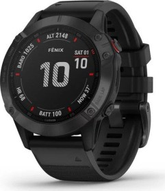 Garmin Fenix 6 Pro schwarz (010-02158-02)