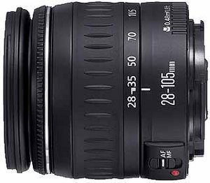 Canon EF 28-105mm 4.0-5.6 DC II black (8013A003)
