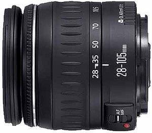 Canon EF 28-105mm 4.0-5.6 DC II czarny (8013A003)