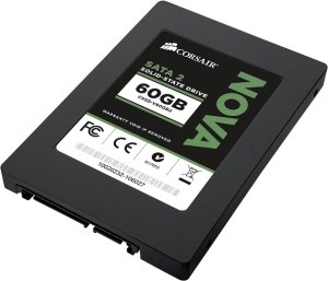 "Corsair Nova 2 Series 60GB, 2.5"", SATA II (CSSD-V60GB2)"