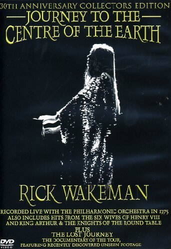 Rick Wakeman - Journey To The Centre Of The Earth -- via Amazon Partnerprogramm