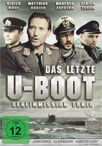 Das letzte U-Boot -- via Amazon Partnerprogramm