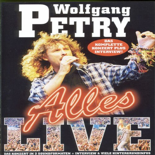 Wolfgang Petry - Alles Live -- via Amazon Partnerprogramm
