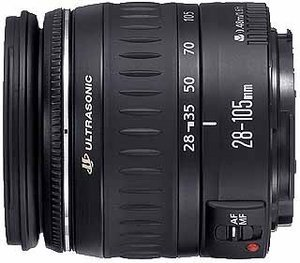 Canon EF 28-105mm 4.0-5.6 USM black (8001A004/8001A009)