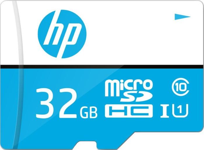 PNY HP mi210/mx310 R100/W30 microSDHC 32GB Kit, UHS-I U1, Class 10 (HFUD032-1U1-B)