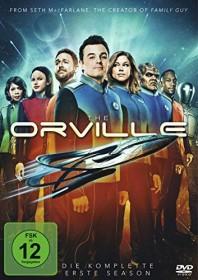 The Orville Season 1 (DVD)