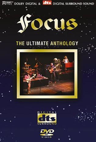 Focus - The Ultimate Anthology -- via Amazon Partnerprogramm