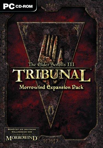 Elder Scrolls 3: Tribunal (Morrowind Add On) (niemiecki) (PC) -- via Amazon Partnerprogramm