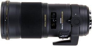 Sigma AF 180mm 2.8 EX DG APO HSM OS Makro für Canon EF schwarz (107954)