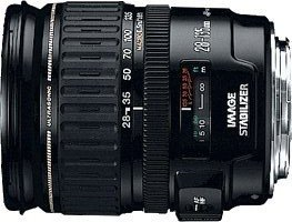 Canon Objektiv EF   28-135mm 3.5-5.6 IS USM (2562A003/2562A014)