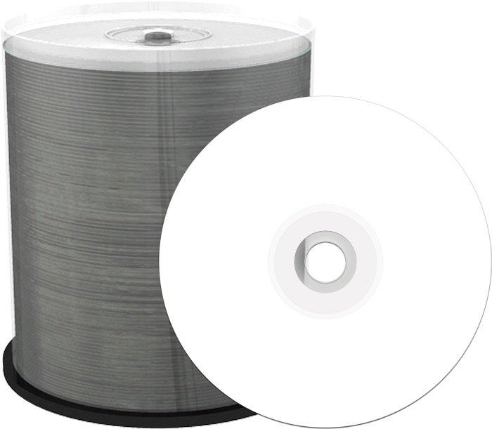 MediaRange DVD-R 4.7GB 16x, 100-pack Spindle printable no ID (MR413)