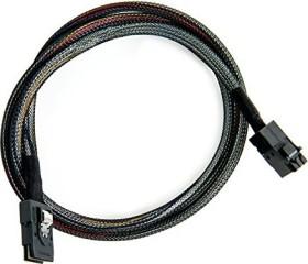 Adaptec Adaptec mini SAS HD x4 [SFF-8643] auf mini SAS x4 [SFF-8087] Kabel, 0.5m (2281200-R)