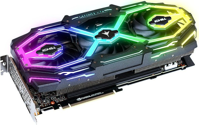 INNO3D GeForce RTX 2080 SUPER iCHILL X3 Ultra, 8GB GDDR6, HDMI, 3x DP (C208S3-08D6X-1780VA26)