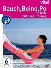 Fitness: Bauch, Beine, Po intensiv mit Core-Training (DVD)