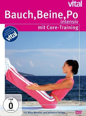 Fitness: Bauch, Beine, Po intensiv mit Core-Training -- via Amazon Partnerprogramm