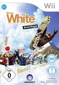 Shaun White Snowboarding - World Stage (deutsch) (Wii)
