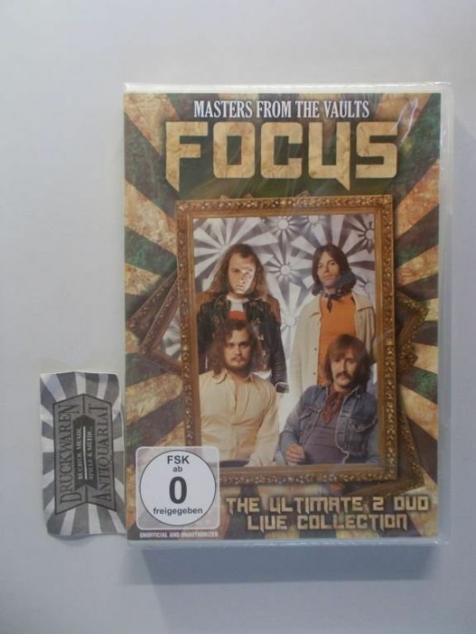 Focus - Live In America -- via Amazon Partnerprogramm